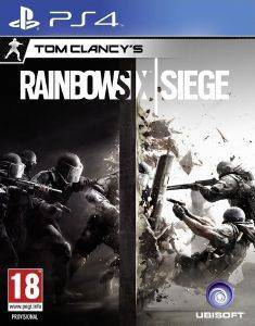 PS4 TOM CLANCYS RAINBOW SIX : SIEGE