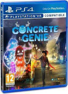 PS4 CONCRETE GENIE (PSVR COMPATIBLE)