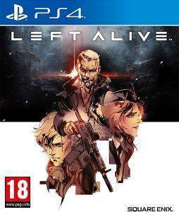 PS4 LEFT ALIVE - DAY ONE EDITION