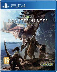 PS4 MONSTER HUNTER WORLD (EXCLUSIVE HORIZON ZERO DAWN CONTENT)