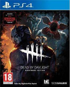 PS4 DEAD BY DAYLIGHT - NIGHTMARE EDITION (INCLUDES STRANGER THINGS CHAPTER)