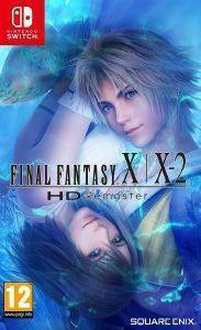 NSW FINAL FANTASY X/X-2 HD REMASTER