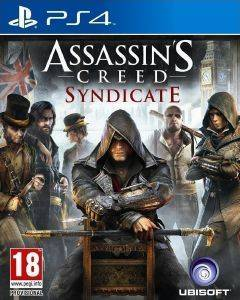 PS4 ASSASSINS CREED SYNDICATE (PS4 EXCLUSIVE THE DREADFUL CRIMES 10 MISSIONS)