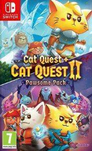 NSW CAT QUEST 2 - PAWSOME PACK (1 & 2)
