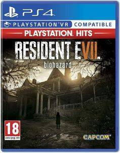 RESIDENT EVIL 7 BIOHAZARD (PSVR COMPATIBLE) HITS- PS4