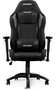 AKRACING CORE EX SE GAMING CHAIR BLACK-CARBON