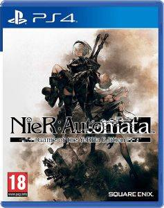 PS4 NIER: AUTOMATA GAME OF THE YORHA EDITION