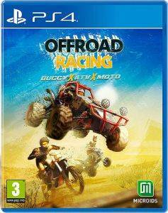 PS4 OFF ROAD RACING
