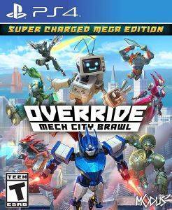 PS4 OVERRIDE: MECH CITY BRAWL - SUPER CHARGED MEGA EDITION