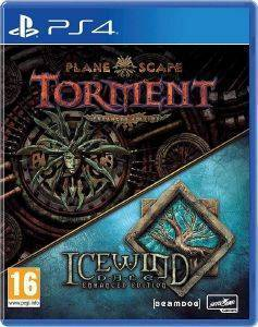 PS4 PLANESCAPE TORMENT - ENHANCED EDITION & ICEWIND DALE - ENHANCED EDITION