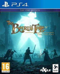 PS4 THE BARDS TALE IV: DIRECTORS CUT DAY ONE EDITION