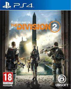 PS4 TOM CLANCYS THE DIVISION 2