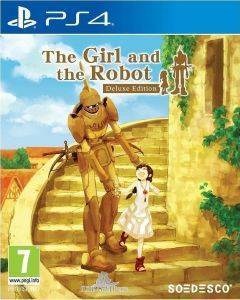 PS4 THE GIRL AND THE ROBOT - DELUXE EDITION
