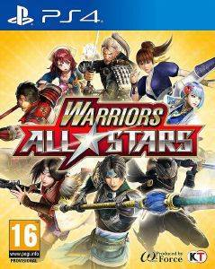 PS4 WARRIORS ALL STARS