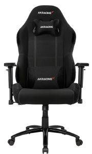AKRACING CORE EX-WIDE GAMING CHAIR BLACK