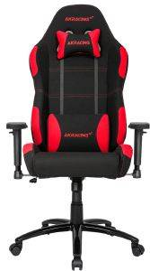 AKRACING CORE EX GAMING CHAIR BLACK-RED