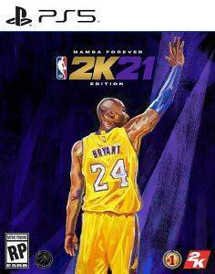 PS5 NBA 2K21 - MAMBA FOREVER