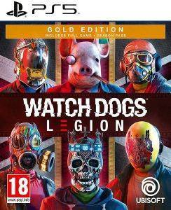 PS5 WATCH DOGS: LEGION GOLD EDITION