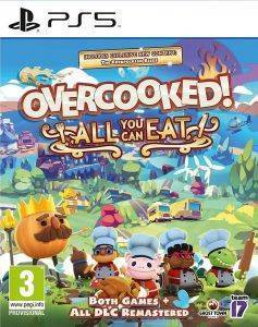 PS5 OVERCOOKED: ALL YOU CAN EAT (INCLUDES THE PERKISH RISES)