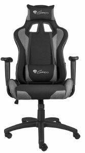 GENESIS NFG-1533 NITRO 440 GAMING CHAIR BLACK/GREY