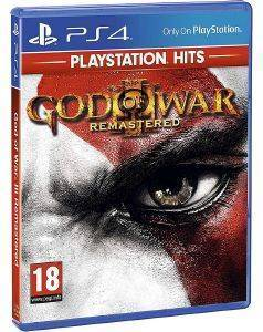 GOD OF WAR III - REMASTERED HITS - PS4