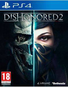 PS4 DISHONORED 2 HITS