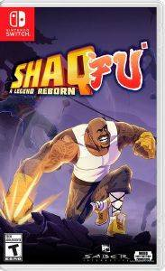 NSW SHAQ FU: A LEGEND REBORN
