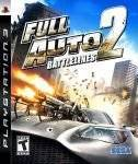 PS3 GAMES - FULL AUTO 2 : BATTLELINES - PS3