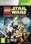XBOX360 GAMES - LEGO STAR WARS: THE COMPLETE SAGA CLASSICS - XBOX 360