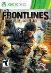 XBOX360 GAMES - FRONTLINES: FUEL OF WAR LIMITED EDITION - XBOX 360