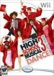 WII GAMES - HIGH SCHOOL MUSICAL DANCE 3:SENIOR YEAR