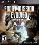 PS3 GAMES - FRONT MISSION EVOLVED - PS3