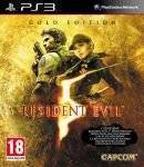 PS3 GAMES - RESIDENT EVIL 5 GOLD EDITION ESSENTIALS - PS3