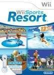 WII GAMES - WII SPORTS RESORT & MOTION PLUS