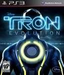 PS3 GAMES - TRON: EVOLUTION - PS3