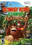 WII GAMES - DONKEY KONG COUNTRY RETURNS (WII)