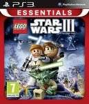 PS3 GAMES - LEGO STAR WARS III: THE CLONE WARS ESSENTIALS - PS3