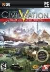 PC GAMES - SID MEIER'S CIVILIZATION V - GAME OF THE YEAR - PC
