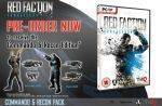 PC GAMES - RED FACTION ARMAGEDDON: COMMANDO & RECON LIMITED EDITION