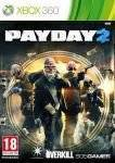 XBOX360 GAMES - PAYDAY 2 - XBOX 360