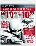 PS3 GAMES - BATMAN ARKHAM CITY GAME OF THE YEAR - PS3