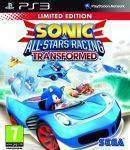 PS3 GAMES - SONIC ALL STARS RACING TRANSFORMED - PS3
