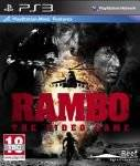 PS3 GAMES - RAMBO : THE VIDEO GAME - PS3