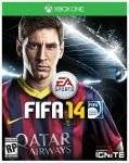 XBOX ONE GAMES - FIFA 14 - XBOX ONE