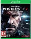 XBOX ONE GAMES - METAL GEAR SOLID V : GROUND ZEROES - XBOX ONE