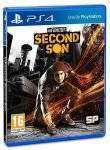 PS4 GAMES - INFAMOUS SECOND SON - PS4