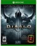 XBOX ONE GAMES - DIABLO 3 : ULTIMATE EVIL EDITION - XBOX ONE