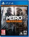 PS4 GAMES - METRO REDUX - PS4
