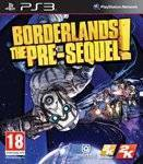 PS3 GAMES - BORDERLANDS : THE PRE-SEQUEL! - PS3