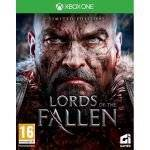 XBOX ONE GAMES - LORDS OF THE FALLEN LIMITED EDITION - XBOX ONE